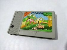 MSX Frogger Cartridge by Sharp Tested & Working