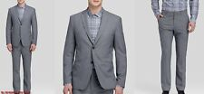 THEORY Rodolf Stepney Two-Button Wool Blend Luxurious Sport Suit sz 36/28 NWT