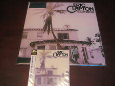 ERIC CLAPTON 461 OCEAN BLVD UK 180 GRAM LP + JAPAN REPLICA AUDIOPHILE CD DELUXE