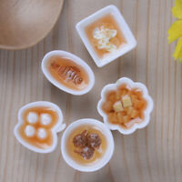 1:12 Dollhouse miniature chinese cuisine food for dollhouse kitchen  pwB md