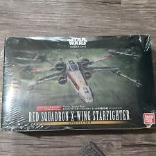 Star Wars Kit Special set 1/72 & 1/144 RED SQUADRON X-WING STARFIGHTER Bandai***