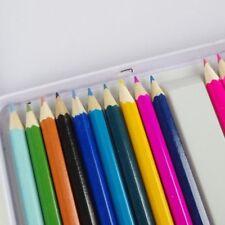Set di 50 Pastelli Matite per Disegnare Colorare Scuola Disegno Bambini Bimbi