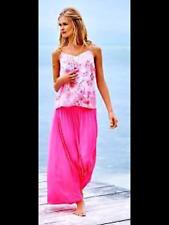 🌺🐬 Lilly Pulitzer Maxi Skirt BOHDI KiR Royal Pink Size M Med $164🐬💃