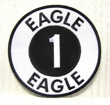 "Space:1999  Eagle 1 Logo  3.5"" Uniform DELUXE Patch- Mailed from USA (SPPA-1901)"