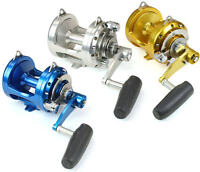 Avet Pro EXW 50/2 Wide Fishing Reel 2 Speed  - Pick Your Color - Free Ship
