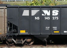Norfolk Southern HP28R thru HP30R Hopper Car DECALS HO174