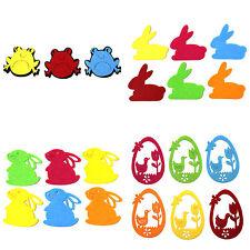 Kids Boys Easter Bonnet Hat Colourful Felt Shapes Decorations
