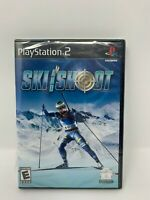 Ski and Shoot (Sony PlayStation 2, 2009) Skiing NEW SEALED LOWEST PIRCE LOOK!
