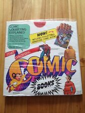 comic collecting explained 1990 spiderman miniature comic book