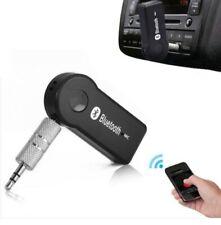 Receptor  Musica Bluetooth Music Receiver Jack Coche Altavoces Manos Libres