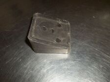 CB) Used Harley Davidson Parts! Rubber Block