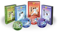Traditional Martial Arts ShaoLin Taizu Kunfu Series - by Li ChengXiang 4DVDs