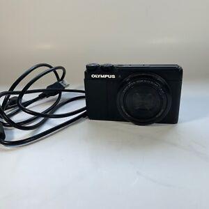 Olympus Stylus XZ-10 12.0MP Digital Camera - Black