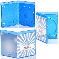 100 Custodie DVD Singole Blu ray - DVD Blu-ray per 1 DVD/CD Spedizione Gratuita!