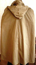 Soviet Army Officer Rubber Rain Coat  1971 + special leather holder