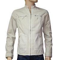 Blouson jacket BIG STAR toile legère homme Beige