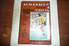 ALMANACCO ILLUSTRATO DEL CALCIO 1980-PANINI CARTONATO A1