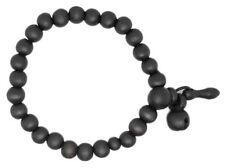 M1105 children baby wooden bead chain stretch bangle bracelet fashion jewelry