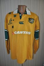 Australia Wallabies 2004 Rugby Union Shirt (HCh)