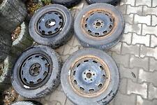 4x VW Golf 4 Bora 185/65 R15 88T M+S Winterreifen Reifen 6jx15H2 ET38  3,5-4,5mm
