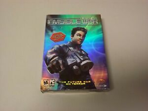 Deus Ex Invisible War PC Game  (NEW SEALED)