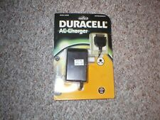 Duracell AC Charger for Iphone, Ipad, Ipod Touch & Ipod Nano New & Sealed