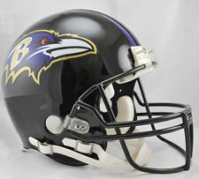 BALTIMORE RAVENS NFL Riddell Pro Line AUTHENTIC VSR-4 Football Helmet