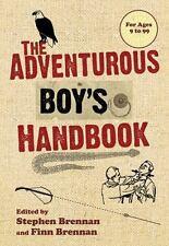 Adventurous Boy's Handbook, Homeschool, Stephen Brennan, Hardcover, Excellent