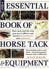 The Essential Book of Horse Tack and Equipment New Book