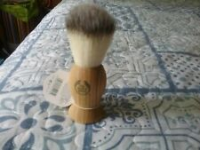 THE BODY SHOP Men's Wooden Shaving Brush 100% Wood