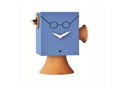Orologi a Cucù da appoggio, Mod.J.Lennon, in Legno, Cuckoo Wall Clock, Design