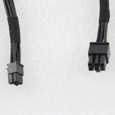 Mini 6-Pin to PCI-E 6PIN Graphics Video Card Power Cable for Mac G5 Mac Pro DH