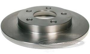 Disc Brake Rotor-Performance Plus Brake Rotor Rear Tru Star 493355