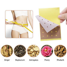 10pcs New Detox Fast Magnetic Fat Burning Slim Patches Weight Loss Trim Pads