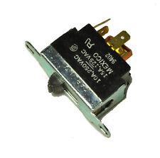 Filter Queen Boîte aspirateur 2 VITESSE interrupteur