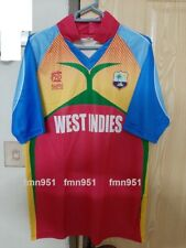 T20 Cricket World Cup 2010 West Indies Wi Shirt Jersey Kids Adults All Sizes