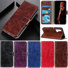 Slim Wallet Leather Flip Case Cover For Xiaomi Redmi 8 8A 7A 7 Note 8T Mi A3 9T