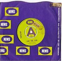 Tapestry - Like the Sun - Florence - NEMS UK Pop Psych 7 inch single 1968 vinyl