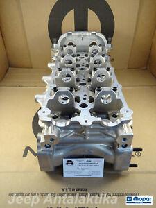 Engine Cylinder Head Jeep Wrangler JK 07-10 2.8CRD 68027079AB New OEM Mopar
