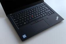 Lenovo ThinkPad T480s i7-8650U 16GB RAM 512GB SSD IPS FHD Touch Display RF:149