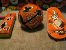 3 HALLOWEEN NOISE MAKERS