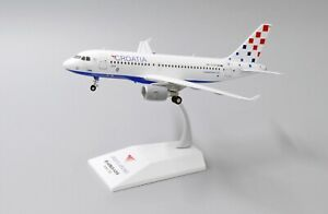 JC Wings 1:200 Croatia Airlines Airbus A319-100 '25 Years' 9A-CTH (XX2144)