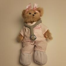 Bearington Bears Nurse Carrington 10 Inches 2007 Retired Limited Collector Serie