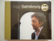 Serge Gainsbourg coffret 5 cd Les 100 Plus Belles Chansons