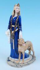 Royal Doulton Eleanor of Aquitaine Hn 3957 Porcelain Le Figurine Plantagenet