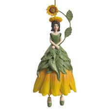 Blumenmädchen Sonnenblume hängend