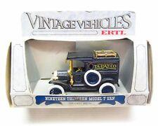 * 1/43 * Ertl Vintage Vehicles * 1913 Ford Model T Van * Ta Pat Co * MIB *