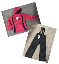 Kids Snow Jacket & Pants Size 7/8