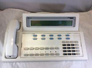 Mitel Superconsole 1000 Attendant Console Backlit White Phone 9189-000-016-NA