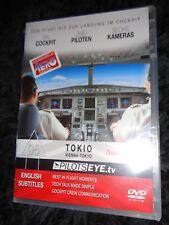 NEW SEALED DVD PilotsEYE tv VIENNA - TOKYO Cockpit In Flight Aeroplane Austrian